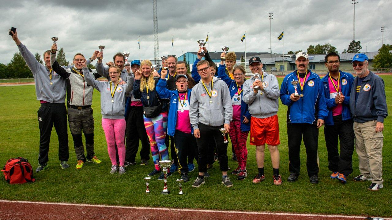 IF Roslagens SOL Special Olympics. Fotograf Anders Sundkvist.